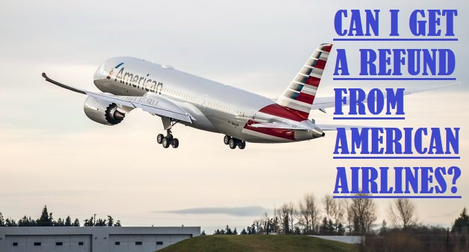 Guide on How Do I Get a Refund from American Airlines - Book My Flight Ticket